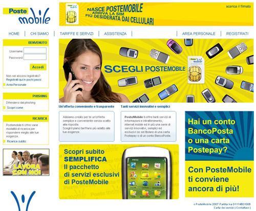 Special Card Poste Italiane