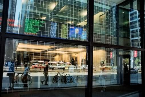 Sede del foreign exchange market