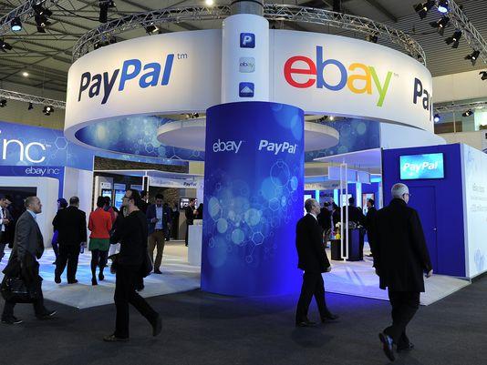 paypal ebay scissione