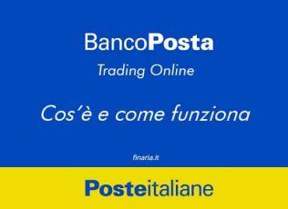 bancoposta trading online