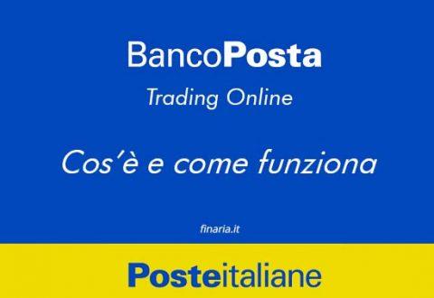 Bancoposta Trading Online: Cos'è e Come funziona
