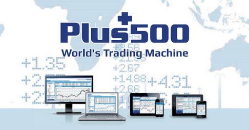 plus500 online