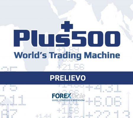 Prelievo Plus500: Come Prelevare