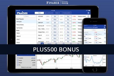Plus500 Bonus Senza Deposito: non più disponibile dal 2017