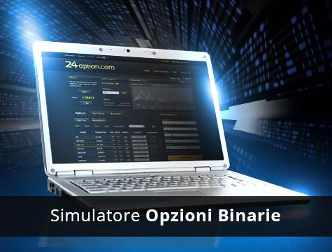 opzioni binarie demo senza registrazione