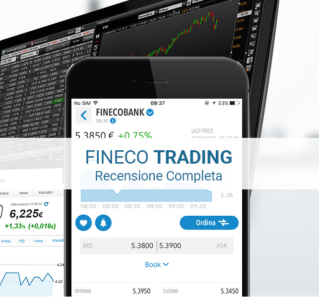 Commissioni fineco forex