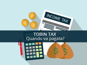 tobin tax cos'è