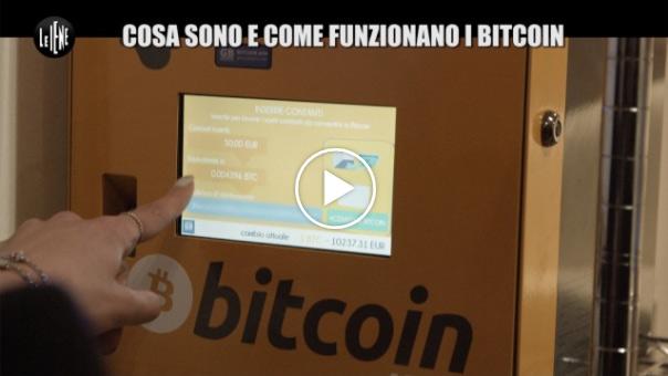 le iene bitcoin
