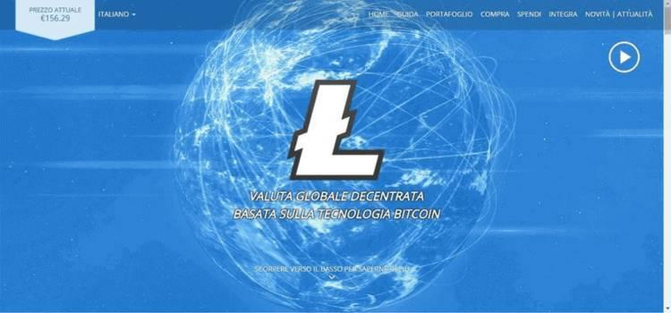 homepage come utilizzare litecoin