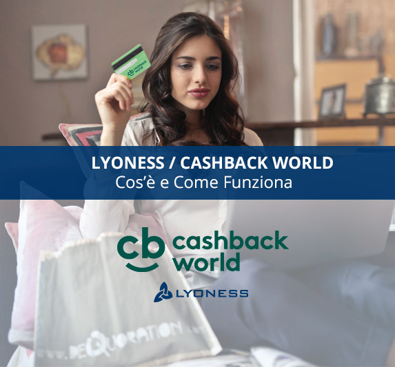 cashback world lyoness