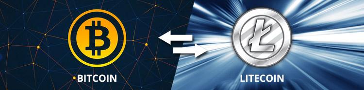differenze bitcoin litecoin