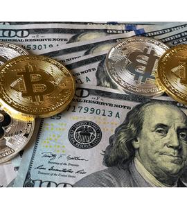 dollari bitcoin