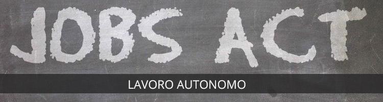 lavoro autonomo