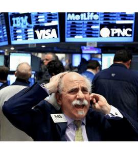 mercato borsistico agente
