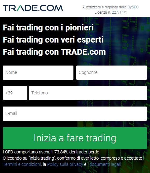 trade.com accesso