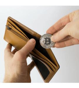 wallet bitcoin siti scommesse BTC