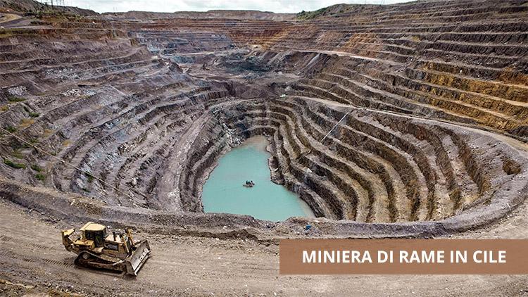 miniera rame cile