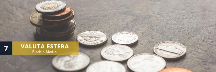 valuta estera investimento
