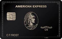 carta american express nera