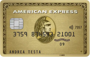 carta american express gold