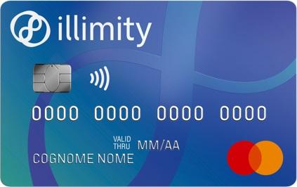 illimity carta conto