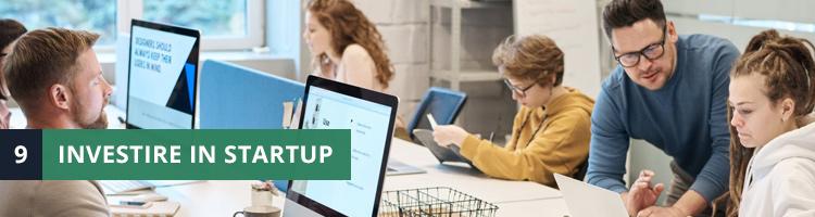 investire startup oggi