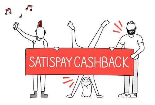 satispay cashback