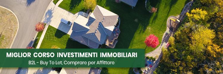 corso investimenti immobiliari