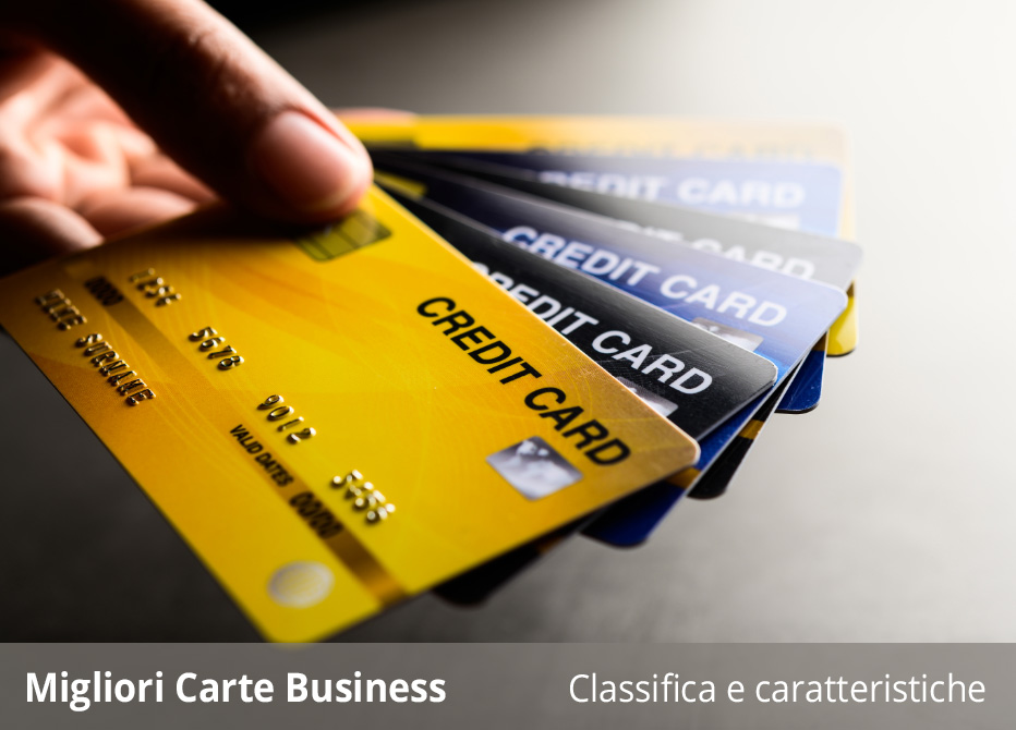 migliori carte business
