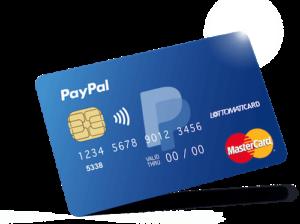 paypal carta prepagata