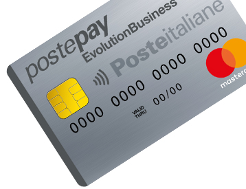 postepay evolution business