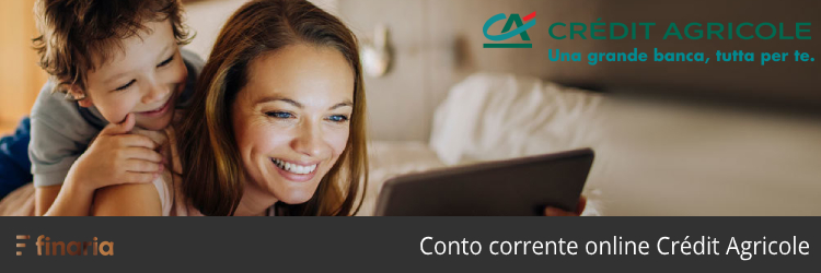 conto corrente online credit agricole