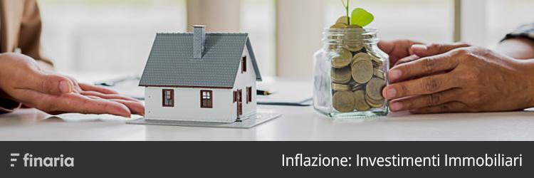 inflazione immobili