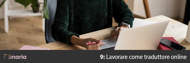lavoro come traduttore online