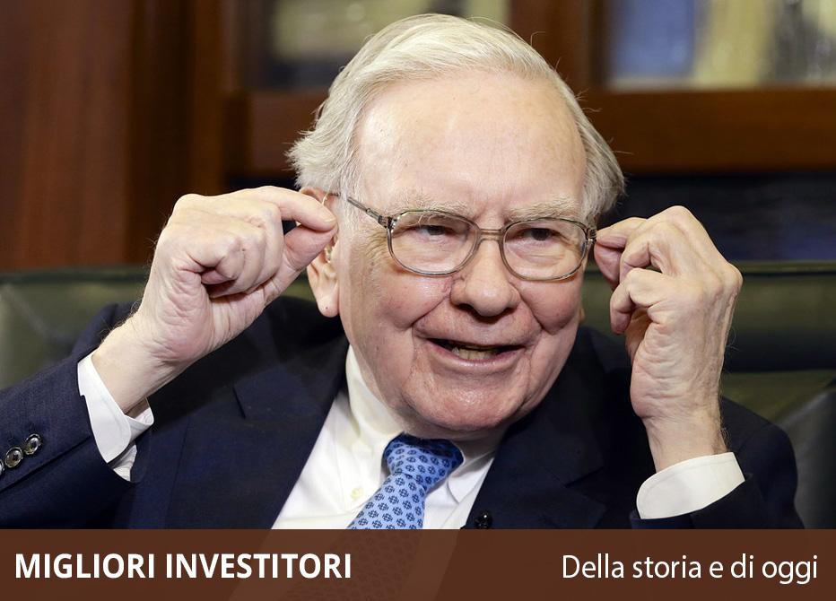 migliori investitori al mondo