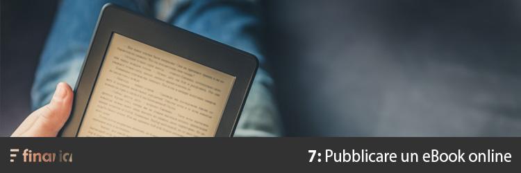 scrivere pubblicare ebook