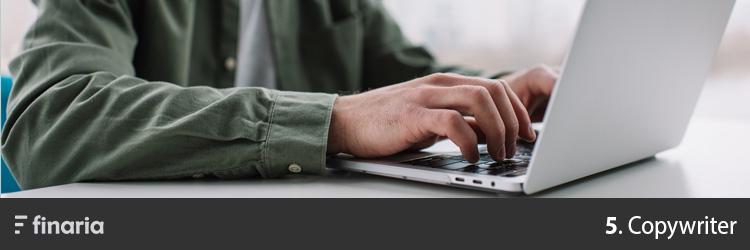 attività redditizie copywriter