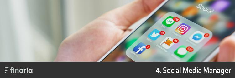 attività redditizie social media manager