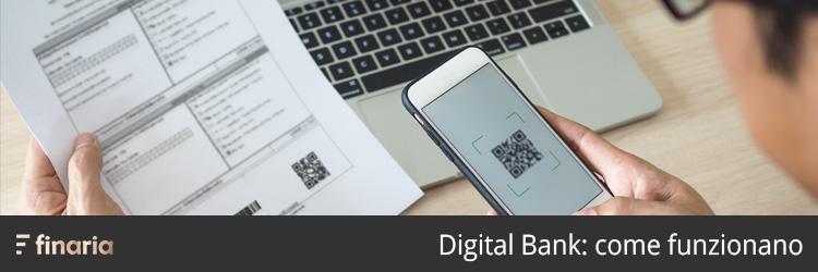 banche online come funzionano