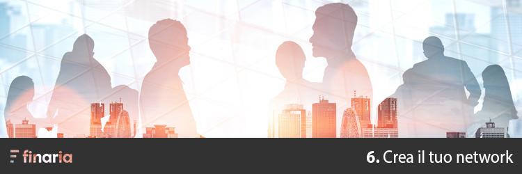 diventare imprenditori network contatti