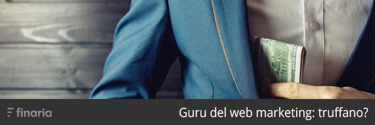 guru web marketing truffa