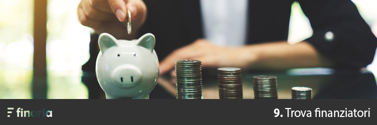 imprenditrice emergente ricerca soldi