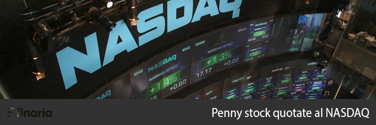 penny stock nasdaq
