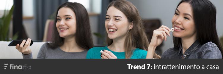 nuovi trend mercato intrattenimento