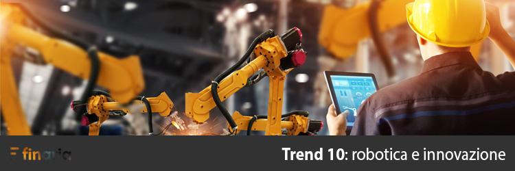 nuovi trend di borsa robotica