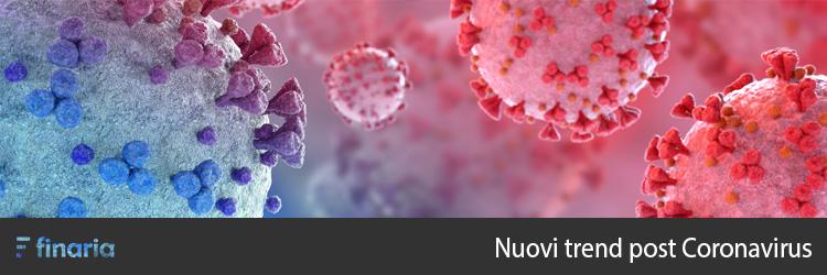 nuovi trend mercato post coronavirus