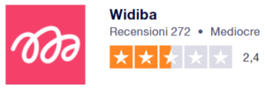 widiba opinioni trustpilot