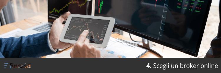 cominciare fare trading broker