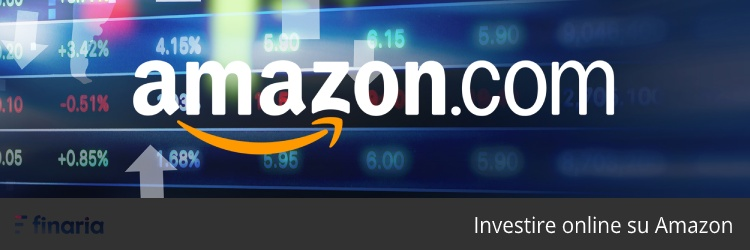 investire online azioni amazon