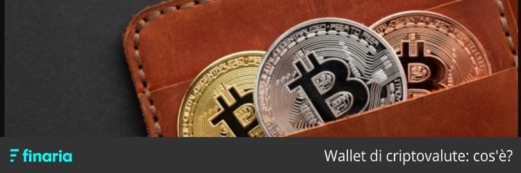 wallet criptovalute cos'è
